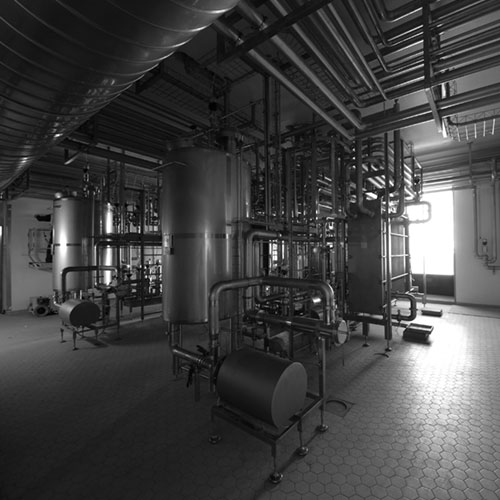 Indamperfabriek
